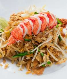 Lobster Pad Thai 0